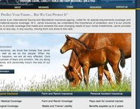 Equine Insurance Website Refresh