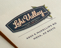 Lehi Valley Trading Company Branding