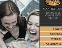Manor House Web Design Development