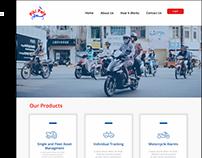 Piki Pata Website design