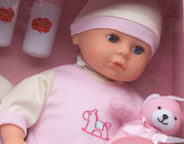 Holly & Company :: Holly Babies Doll Packaging