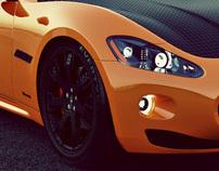Maserati Personal Project