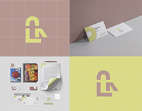 Brand identity for Publishing House Arka