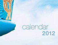 Air Tanzania - 2012 Calendar