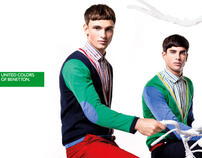 Music United Colors of Benetton S/S 2012