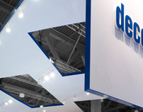 Exhibition stand Deceuninck.