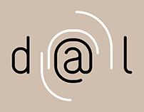 Design@large logo and website