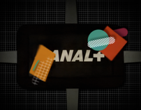 Canal+: Trampoline