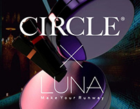 CIRLE x LUNA