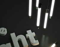 [test] 2011 C4D_let there be light