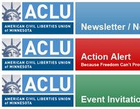 ACLU Email Campaigns Refreshed