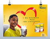NIDO Nestlé