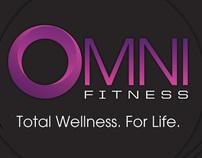 OMNI Fitness - Rebranding
