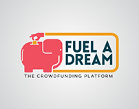 FuelADream: Brand development and UI/UX Design