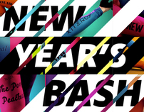 Fitzroy · New Year's Bash Invitation