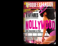 AFRIQUE EXPANSION MAGAZINE 38