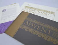 Advent Booklet and mailing
