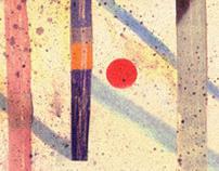 Tarsius album design