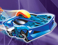 Key art for Jakks Pacific GX Racers