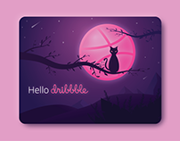 """""""Hello Dribbble"""""""