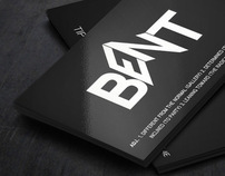 Bent NYC Logo and Business Cards