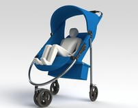 Red-kite Pushchair re-design