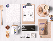 Cafeteria packaging and stationery