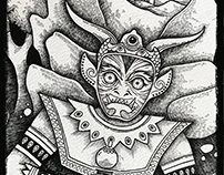 Creatures from the Indian Folklore
