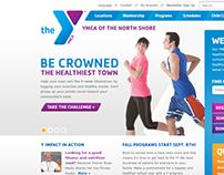 YMCA of the North Shore Website