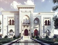Damascus-style Villa