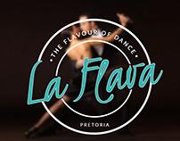 La Flava Logo & Flyer