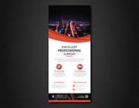 Approvate - Corporate Roll-Up Banner
