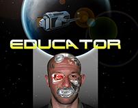 "Affiche ""educator"""