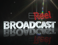 Broadcast Graphics Reel 2017