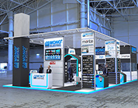 Exhibition Stand // Mono Electric