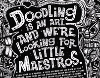 Times Doodle Day ad 2016
