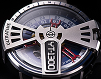 ULTRATIME YT-1300 Automatic Watch