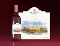 Etiqueta de vino - Salentein