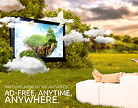 Image Manipulation - Relax Screen