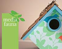 media fauna