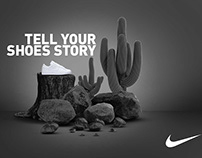 Nike tell your story