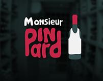 Monsieur Pinard | Projet E-Commerce