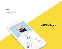 UI / UX Project - Levooya app 樂飛亞