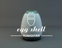 egg shell Humidifier