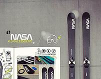 NASA | Handmade ski