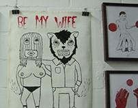 B-familiar   Garage Art Exhibition