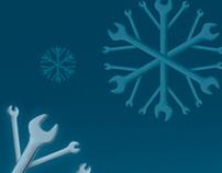 NISSAN Winter autoservice