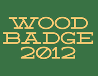 Wood Badge 2012-Award Winning!