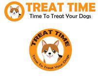 Treat Time  - Logo Design