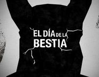 """Titulos - TITLE SEQUENCE  """"El día de la bestia"""""""